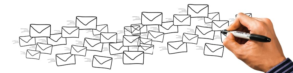 User Terminations, Standard Method for emails